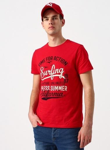 Limon Company Tişört Kırmızı